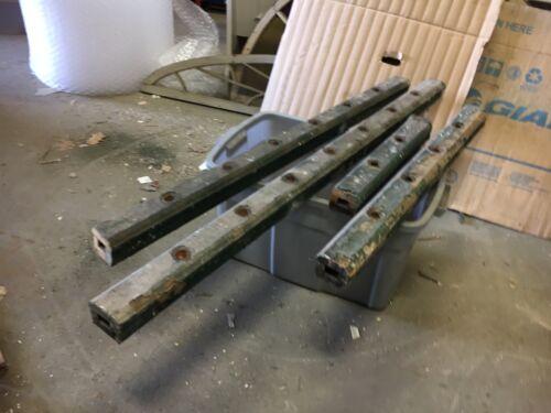 C1885 victotrian porch spandrel molding trim boards - 4 lengths = 16