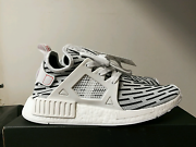 ADIDAS NMD XR1 TRIPLE WHITE ZEBRA OREO UNISEX US7-US11.5 Canning Vale Canning Area Preview