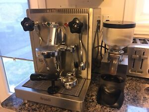 Espresso machine (commercial grade) 2 years old