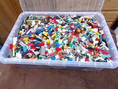 4.5KG Lego Mixed Bricks & Parts Bundle Clean & Genuine Brick   SUPER SPECIAL BUY