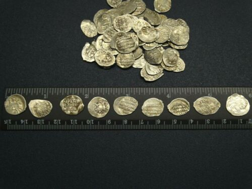 "1533-1547 Russia Ivan IV Vasilyevich ""The Terrible"" Wire KOPEKS Patina 1 coin"