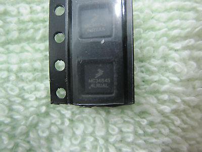 1 Piece New Freescale Motorola Mc34845 Qfn24 Ic Chip