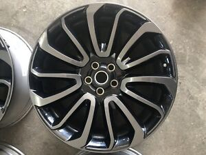 MAGS 22pouces LAND ROVER - 22x9,5j TPMS