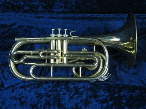 Dynasty Flugabone/Marching Trombone Ser#A11943 Great Player with a Big Sound!