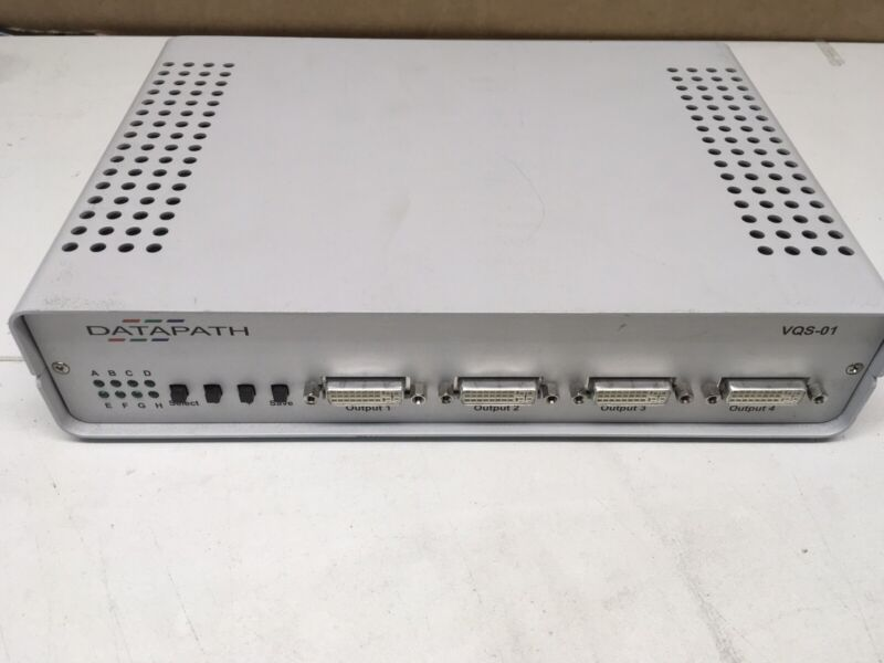 DATAPATH VQS -01 DISPLAY Wall Controller  2 X 2 FORMAT (C25)