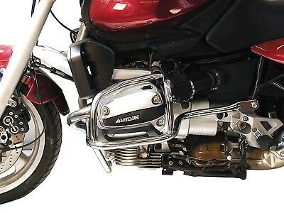 BMW R 850 R bis 02 / R 1100 R Engine guard Chrome BY HEPCO AND BECKER for sale  United Kingdom
