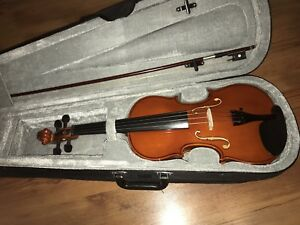 Brand new fiddle
