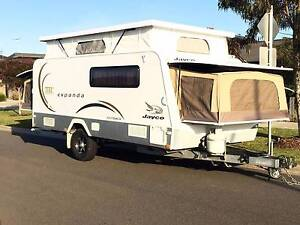 Jayco Expanda Outback 2010 Geelong Geelong City Preview