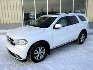 2015 Dodge Durango Limited AWD - Only 48,000 km's