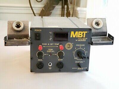 Pace Mbt-210 Sr-3 Soldering Desoldering Station 7008-0166