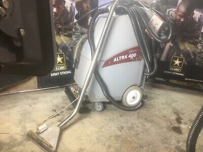 Cfr Altra 400 Sp Carpet Extractor Power Cleaner W Wand 20 To 40 Hrs. Demos