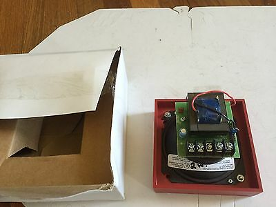 Lot 5 Siemens 500-699736s-hp2570vspl75dba Fire Alarm Ceiling Mount 4w Boxzp