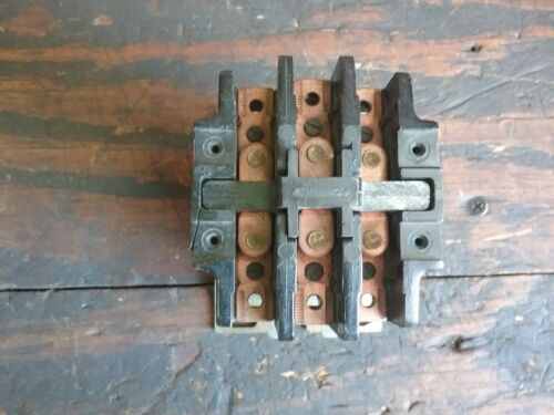 Furnas Electric Co. 42CE35AF, 3 Pole, 50A, 110/120V Contactor