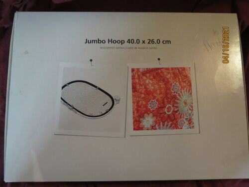 Bernina Jumbo  Embroidery Sewing Hoop  40x26cm GH2146