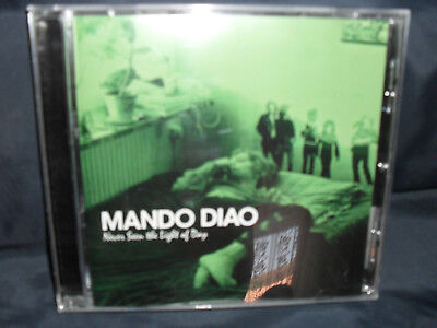Mando Diao – Never Seen The Light Of Day