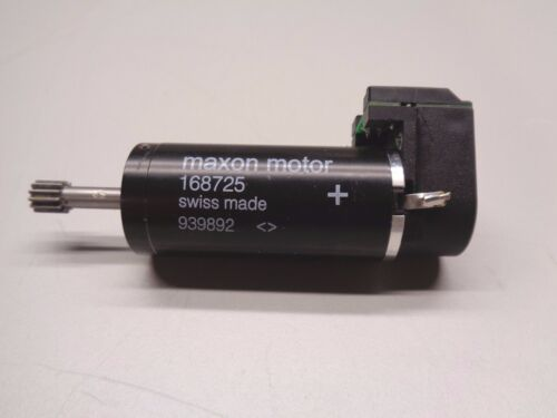 Maxon Motor 168725 W/ 103935 2 Channel Encoder
