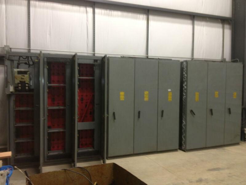 3R Allen Bradley 2100 Centerline Motor Control Center 800 amp 600a main breaker