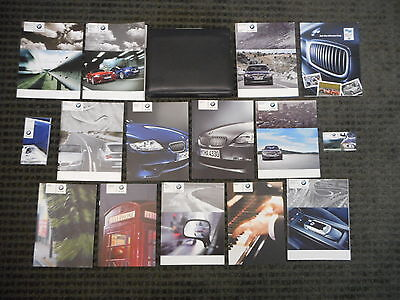 OEM 2006 2007 2008 Z4M Z4 M OWNERS MANUAL BMW COUPE ROADSTER  VERY RARE  2006 Bmw Z4m Coupe