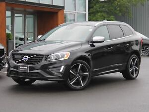 2016 Volvo XC60 T6 R-Design AWD | FULL VOLVO WARRANTY TO 160K