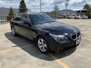 BMW 530i 2004 Man 6 vit comme honda accord civic toyota camry