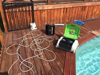 SWIMMING POOL CLEANING AND MAINTENANCE SERVICES