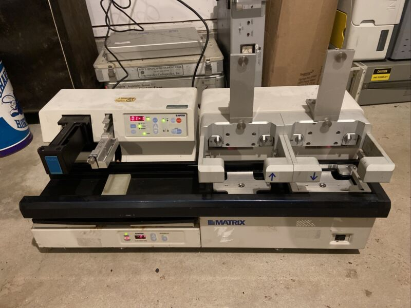 Matrix™ WellMate® and WellMate® Microplate Stacker EXCELLENT WORKING CONDITION!