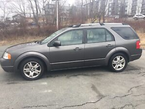 2006 Ford Freestyle AWD Limited