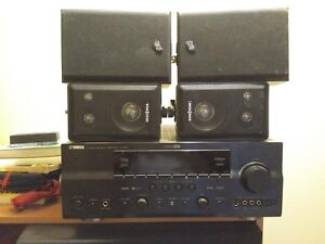 Home theatre system 7.1