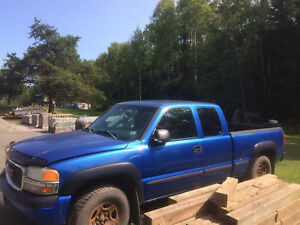 1999 gmc truck for parts