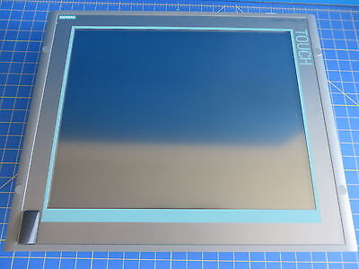 Siemens Simatic Hmi Ipc 477c 19 Touchscreen Panel Pc Pn 6av7424-0aa00-gt0