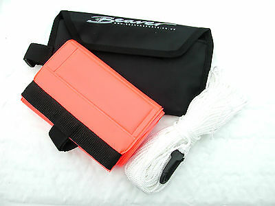 DELAYED SURFACE MARKER Scuba diving BUOY dive NEW SMB deco TECH safety D.SMB !
