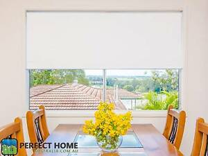 Modern ROLLER BLINDS - Blackout/Sunscreen/Double - SALE! Ormeau Gold Coast North Preview