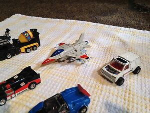 Vintage Gobots from the early 80s Windsor Region Ontario image 4