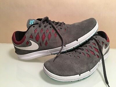 MENS NIKE SB LEATHER SHOES, USED,CLEAN,SIZE 11 U.S