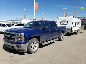 2014 Chevrolet Silverado 1500 1LT TRUCK AND TRAILER PACKAGE D...