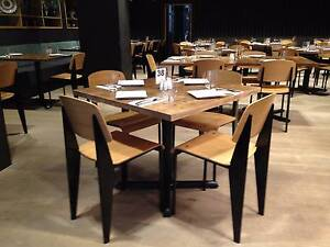 Hotel Cafe Chairs and Tables for SALE Canberra Revesby Bankstown Area Preview