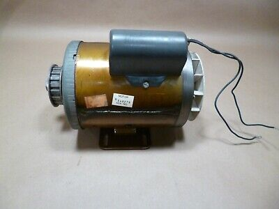 Oem Complete Rebuilt Electric Motor For Hobart 84185d Buffalo Food Chopper 115v