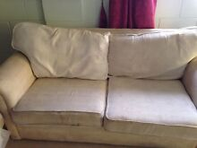 2 X 2 seater sofas Townsville City Preview