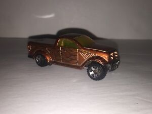Hot wheels dodge power wagon 1/64 scale