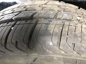 """One 19"""" Hercules tire for sale almost brand new!"""