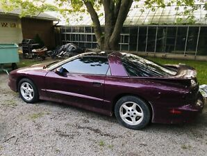 1995 Trans Am T Roof, Garage Kept