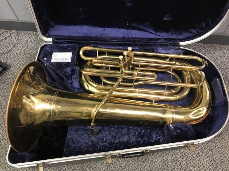 Conn USA Tuba 840496