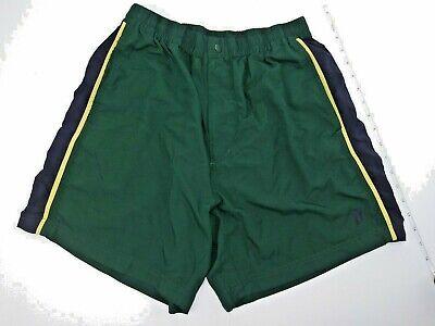 Prince Tennis Shorts Mens Size  Large  Green Black Prince Shorts