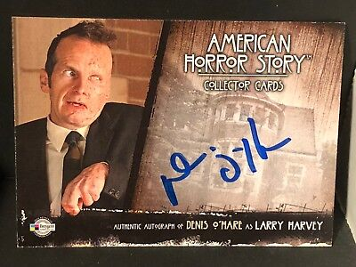 DENIS O'HARE AS LARRY HARVEY American Horror Story AUTOGRAPH Card SIGNED - Larry Harvey