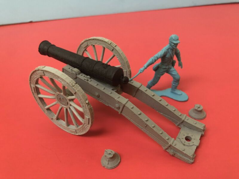 2011 BARZSO REVOLUTIONARY WAR  PLAYSET 18 POUNDER CANNON.SCARCE