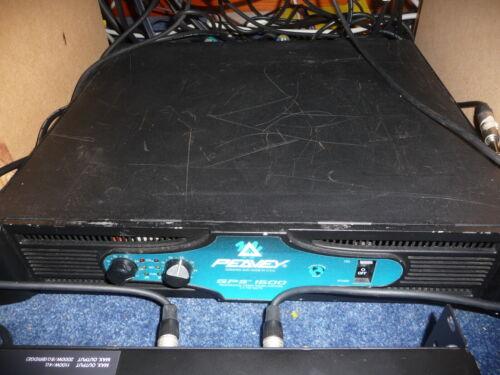 Peavey GPS1500 power amplifier