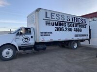 LESS STRESS MOVING SOLUTIONS