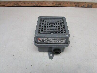Federal Signal Vibratone Horn 350wb Ser-a 120 Vac Nnib Make Offer
