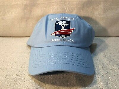 2019 US Open Championship Pebble Beach Golf Club USGA Member Cap Hat