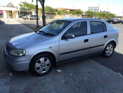 2004 Holden Astra AUTOMATIC CD rego&rwc Dandenong Greater Dandenong Preview